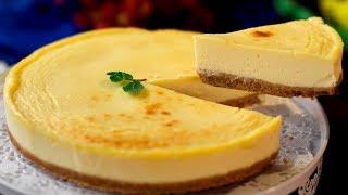 Чизкейк Нью-Йорк - потрясающий десерт, достойный самых известных кондитеров!   Appetitno.TV