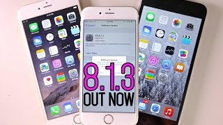 NEW iOS 8.1.3 Released - Everything You Need To Know