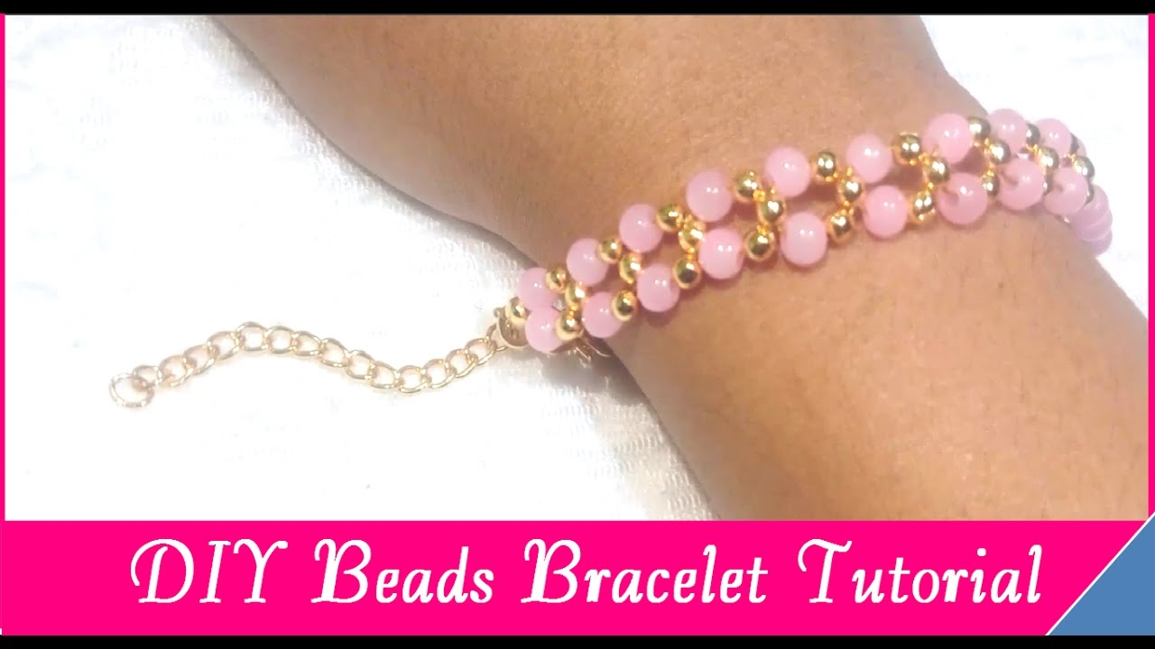 Bracelets With Beads And String