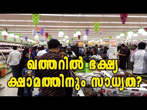 Qatar Could Face Food Crisis? Emir's Reply   Oneindia Malayalam