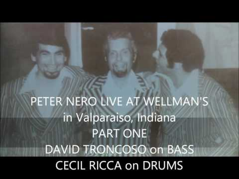 PETER NERO CONCERT PT. 1 FEAT DAVID TRONCOSO ON BASS