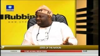 Dele Momodu Advises Buhari To Involve More Women In Cabinet 090815