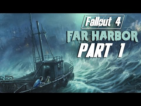 "Fallout 4 - Far Harbor DLC - Let's Play - Part 1 - ""The Search For Kasumi"""