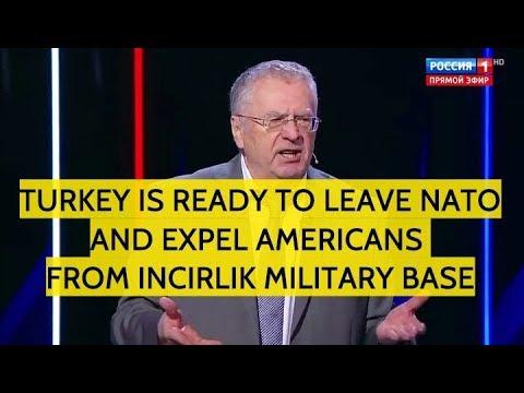 Zhirinovsky: Erdogan Personally Told Me That Turkey Is Ready For Strategic Alliance With Russia