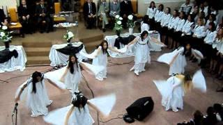 Coreografia 'Canção do Apocalipse'