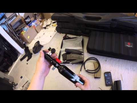 Convert Airsoft GBBR and GBB Guns to HPA in 10 Seconds