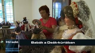 Babák a Deák-kúriában