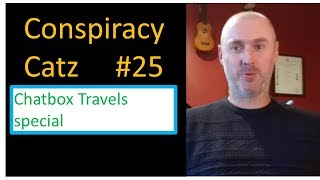 #25 Chat box travels special...plus remembering peter and pete