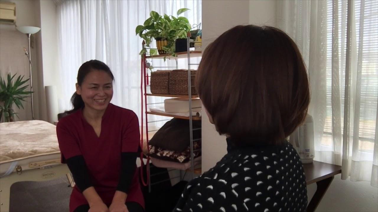腰痛・背中痛患者様の聲 - YouTube