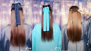 [TIK TOK]Instructions on how to make Chinese hair for cosplay- Nha Di Cac