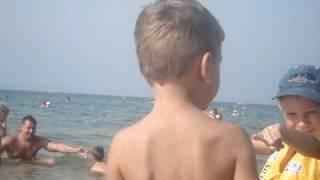 Витязево 2008(Отдых на море с детьми., 2009-10-28T16:27:40.000Z)