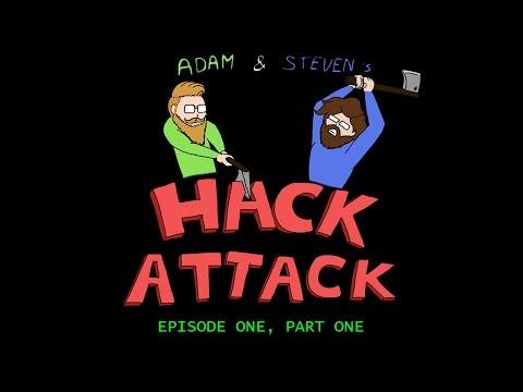 """Hack Attack Episode 1, Part 1 w/ Steven """"Silent0siris"""" Lumpkin"""