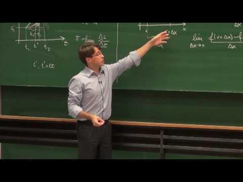 RM I - 05 - Differentialrechnung 1   Ableitung, Differentiationsregeln, höhere Ableitungen