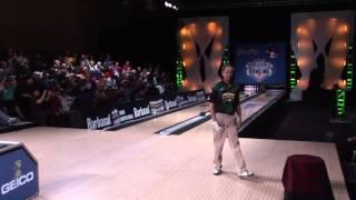 Pete Weber converts the difficult 2-8-10 split