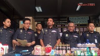 Domestic Trade Ministry disposes RM2.5m worth of counterfeit, illegal goods seized in Selangor