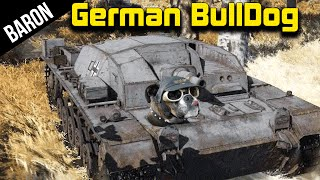 Ze German Bulldog!  War Thunder Tank Request!