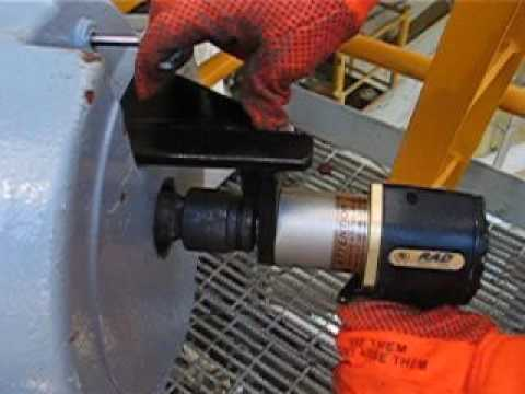 Offshore torque application video