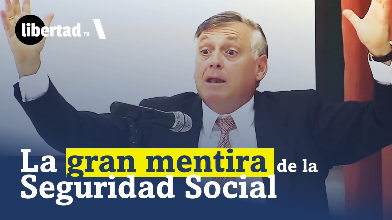 Seguridad social: ni segura ni social | Huerta de Soto