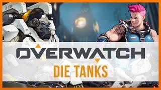 Die Tanks - Ein dummer Overwatch Guide