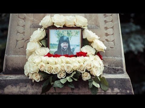 Отпевание наместника Раифского монастыря архимандрита Всеволода (Захарова)