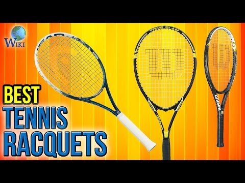 10 Best Tennis Racquets 2017