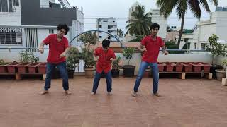 DAY 36 LOCKDOWN DANCE- Shiva Antha Hoguthide Roadinalli, from the film Jackie