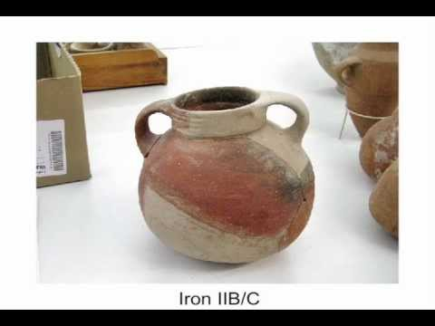 Ancient Pottery of Canaan and Israel: Neolithic, Chalcolithic, Bronze, and Iron Ages