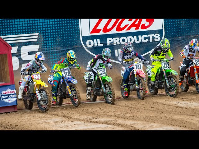 2016 Southwick National FULL 250 & 450 Class Moto 2's