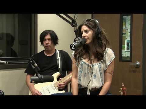 Essence-live in the studio at KVMR FM Nevada City!