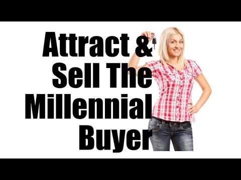How To Attract & Sell The Millennial Buyer (live webcast) - Part 1