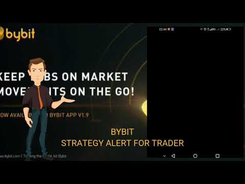 New on Bybit - Strategy Alert Feature