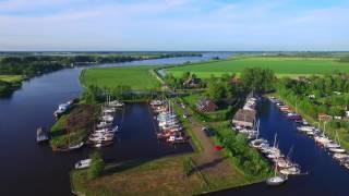 277. Friesland - De Veenhoop. Avondvluchtje op 28-05-2017