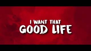 good life lyric video(official)