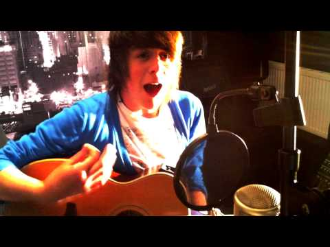 Mayday Parade - Jamie All Over Acoustic Cover! :)