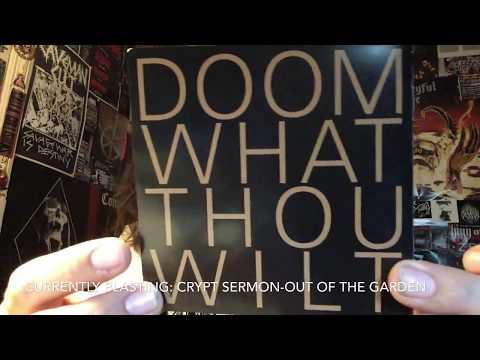 Vital Vinyl Vlog: Reverend Bizarre-III:So Long Suckers