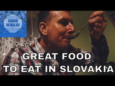 Great Food To Eat In Slovakia