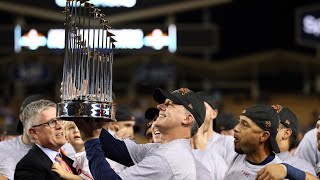 'Our Stories: AJ Hinch' Part Three - Houston Astros' manager on significance of World Series win...