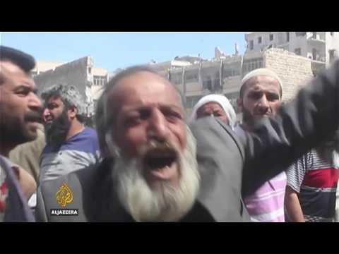Bombardments kill civilians across Syria