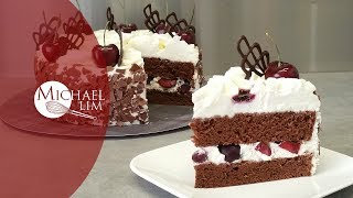 Simple Black Forest Cake
