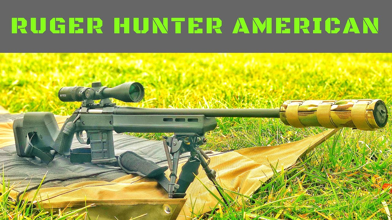Top Ruger American Rifle Upgrades