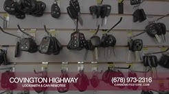 Covington Highway Locksmith Computer Format