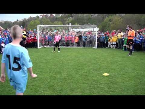 E.ON Junior Cup 2014 - chrudimské finále rozhodly penalty