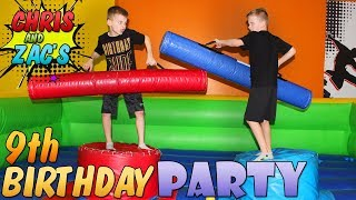 Best 9th Birthday Party EVER!!