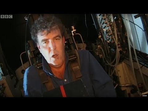 Jeremy Clarkson Feels Extreme G-Force! | Top Gear