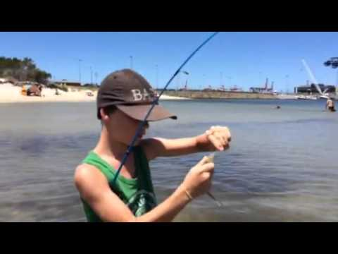 Tom fishing port botany