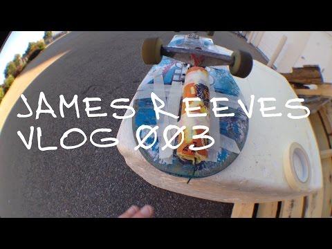 James Reeves VLOG 3 - Eat carrots