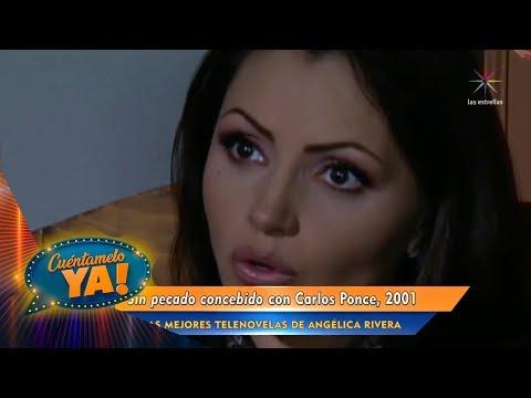 ¡Las mejores telenovelas de Angélica Rivera! | CuéntameLo YA!