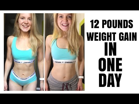gained-12-pounds-in-one-day- -gaining-weight-vs-gaining-fat