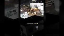 La POLICE allumer au MORTIER a champigny sur marne (94)