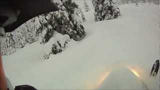 2013 Ski Doo xm Fernie POW Thumbnail